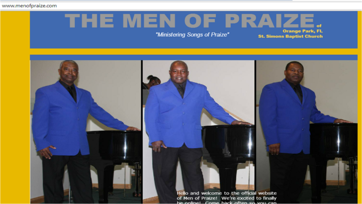 The Men of Praize Jacksonville!