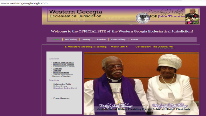 Ecclesiastical Jurisdiction
